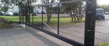 Faassen - Hamont-Achel - Vrijdragende poort